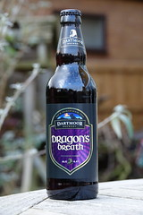 Dragon's breath from the Dartmoor Brewery DSC08033 (rowchester) Tags: dartmoor brewery princetown dragons breath been birra biere stakol olut cervezaa ol piwo ale drink alcohol bottle brown