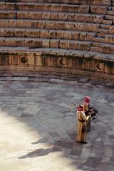 keep playing (rick.onorato) Tags: jordan middle east arabic islam muslim men music ampitheater