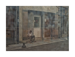 indigène No-Man's-Landaise (Armin Fuchs) Tags: arminfuchs nomansland sisteron street anonymousvisitor thomaslistl wolfiwolf jazzinbaggies reflection niftyfifty
