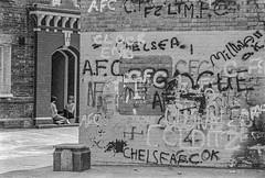 Peabody Wild St estate, Wild St, Covent Garden, 1978 (peter marshall) Tags: london blackandwhite 1978 coventgarden westminster socialhousing flat children victorian bw