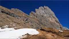 View from the Seceda in South Tyrol to the Geisler  Group (Ostseetroll) Tags: geo:lat=4658669947 geo:lon=1174513295 geotagged ita italien seceda stulrichurtijei südtirolaltoadige geislergruppe dolomiten dolomiti dolomites alpen alps olympus em10markii