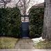 Gate Between the Cedars_ (Bill Smith1) Tags: believeinfilm billsmithsphotography classiccamerarevival heyfsc kodakporta400 oakville rolleiflex35cplanartlr
