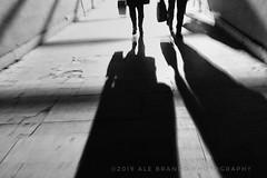 (ale_brando) Tags: night people shadows contrast blackwhite monochrome mono