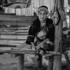 Moment 97 (slon69) Tags: old woman thailand asia таиланд changwatchiangmai tambonmaetaeng