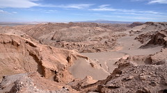 The Cordillera de la Sal (Chemose) Tags: sony ilce7m2 alpha7ii mai may chili chile paysage landscape désert desert hdr atacama rocher rock cordilière sel salt cordilleradelasal
