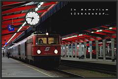 "Vienna Südbahnhof †  12/09 ("" Wiener Schule "") Tags: öbb oebb obb austria eisenbahn railway railroad 1142 südbahnhof sudbahnhof vienna wien suedbahnhof"