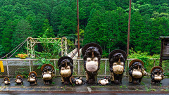 _D8E6115_HDR_LOGO (Ray 'Wolverine' Li) Tags: kyoto kyōtoprefecture japan asia trainstation railway