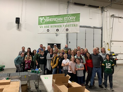 Roots & Branches Packing Event, 12/11/19