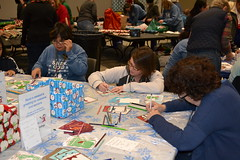 COD Cares wraps up The Season of Giving 2019 54 (COD Newsroom) Tags: collegeofdupage cod codcares itsawrapparty gifts giftdrive charity glenellyn dupage dupagecounty illinois college uptosnowgood