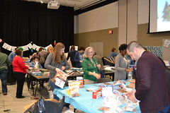 COD Cares wraps up The Season of Giving 2019 71 (COD Newsroom) Tags: collegeofdupage cod codcares itsawrapparty gifts giftdrive charity glenellyn dupage dupagecounty illinois college uptosnowgood