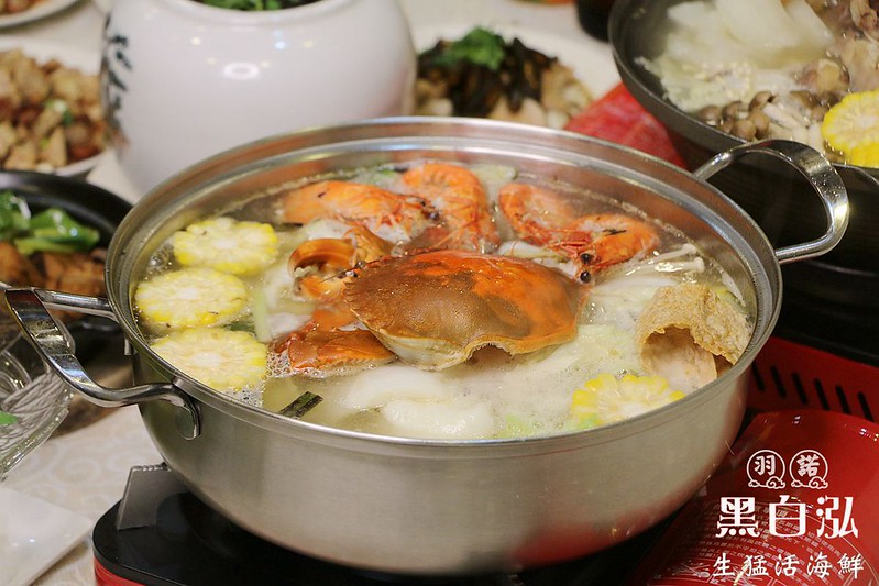 黑白泓海鮮燒烤149