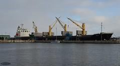 the Meloi at Charlottetown (Ultrachool) Tags: ships meloi charlottetown ports princeedwardisland unlimitedphotos