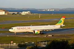 9H-SZN (mduthet) Tags: 9hszn airbus a330 airsénégal aéroportmarseilleprovence