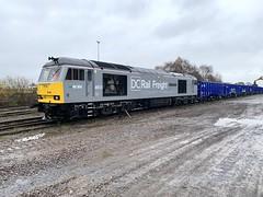 66055 at Westbury (Karel1999 Over Two Million views ,many thanks) Tags: railroad railway zug locomotives westbury vlak trains