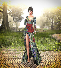 LuceMia - Swank Event (2018 SAFAS AWARD WINNER - Favorite Blogger -) Tags: swankevent jumooriginals event gown sl secondlife mesh fashion creations blog beauty hud colors models lucemia marketplace firelight hair earrings mingearrings clementinegown