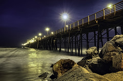 O'Side Pier 6am 12-12-19-70D (rod1691) Tags: california united states nature beauty usa tropical paradise sunrise palm trees outdoor landscape seascape walkabout sunset photography travel beach sand sun pier strand canon40506070d5dii walknshoot