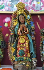 Mexico Pottery Aguilar Guadalupe Oaxaca (Teyacapan) Tags: demetriogarciaaguilar ocotlan oaxaca virgendeguadalupe museo mexico