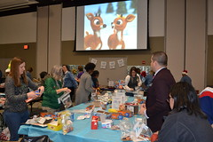 COD Cares wraps up The Season of Giving 2019 69 (COD Newsroom) Tags: collegeofdupage cod codcares itsawrapparty gifts giftdrive charity glenellyn dupage dupagecounty illinois college uptosnowgood