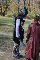 October: 'Ween 19 (ImagineNationCollective) Tags: drnj zombies apocalypse wasteland survival larp