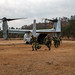 U.S. Marines and Soldiers with 8th Infantry Regiment, JGSDF, conduct an insert via MV-22B Ospreys