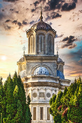 Curtea de Argeș Cathedral (Bobe Mihai) Tags: cathedral building buildings romania arges arhitectural nature outside