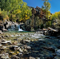Crystal Mill (SWR Chantilly) Tags: colorado marble jeep mill autumn