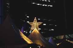 Star Light, Star Bright (A Great Capture) Tags: holiday holidayfairinthesquare fairinthesquare nathanphillipssquare nathan phillips square