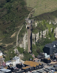 The UK's steepest funicular railway, opened 1902: East Hill Cliff Railway - Hastings aerial image (John D Fielding) Tags: sussex railway hastings funicular above highresolution nikon aerial hires highdefinition eastsussex hidef hirez d810 westhillcliff britainfromtheair britain aerialview aerialphotography skyview viewfromplane fullformat aerialimage johnfielding britainfromabove aerialimagesuk aerialengland johnfieldingaerialimages johnfieldingaerialimage fullframe antenne fromtheair flyingover fromthesky vueaérienne hauterésolution photographieaérienne cidessus hautedéfinition imageaérienne english british birdseyeview drone delair vuedavion cliff easthillcliff