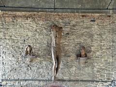Gent - Sint-Baafsabdij site 10 (Johnny Cooman) Tags: sintamandsberg vlaanderen belgië gent bel belgium ベルギー flhregion flemishregion gand ghent flandre flandes flandern flanders belgique belgien belgia oostvlaanderen gante bélgica aaa eastflanders panasonicdmcfz200 kunstmuseum statue sculpture monument beeld standbeeld