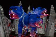 Cerberus (Frostie2006) Tags: longleat festival light festivaloflight wiltshire bath nikon d500 nikond500 peter frost peterfrost christmas