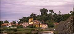 MI QUERIDA ESPAÑA  Barro____Asturias_ cuando te volveré a ver... (<<<María>>>) Tags: pueblos casas tejados árboles naturaleza cielo bosque