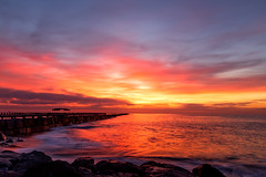 _MG_1065 (Gabriel Gabi) Tags: 6dii california sunrise pacific ocean
