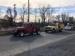 2019 Berryville Christmas Parade_03 (ODHFS) Tags: 2019 odhfs berryville christmas parade