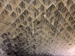 Space Shuttle Thermal Protection Tiles (watts_v) Tags: spaceshuttle thermalprotectiontiles discovery spaceshuttlediscovery udvarhazy