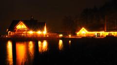 Fishing yard at the Lake Hemmelsdorf (Ostseeleuchte) Tags: fischereihofhemmelsdorf fishermans hemmysseehof hemmelsdorfersee fishingyardinnortherngermany schleswigholstein deutschland germany