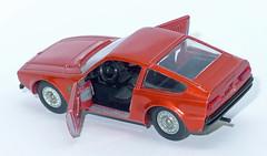 Alfa Romeo junior Zagato (1026) Solido L1220248 (baffalie) Tags: auto voiture ancienne miniature die cast toys jeux jouet vintage classic italian sport car coche