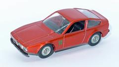 Alfa Romeo junior Zagato (1026) Solido L1220246 (baffalie) Tags: auto voiture ancienne miniature die cast toys jeux jouet vintage classic italian sport car coche