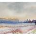 aquarelle 36 x 13.5 cm (dominique otte) Tags: