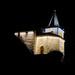 Eglise de Saillon la nuit