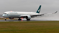 Cathay Pacific B-LXF A350-941 EGCC 12.12.2019 (airplanes_uk) Tags: 12122019 a350 airbus aviation blxf cathaypacific man manchesterairport planes avgeek