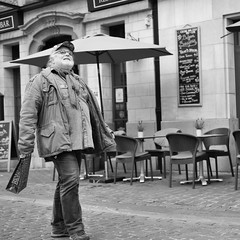 November Brussels (Spotmatix) Tags: 25mm belgium brussels camera effects gf7 lens lumix monochrome places primes street streetphotography