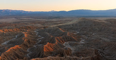 Nature is a petrified magic city... (ferpectshotz) Tags: anzaborrego desert sandiego sand badlands mexico california goldenstate fontspoint southerncalifornia hot summer sunset evening trail offroad offthebeatenpath