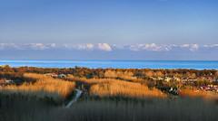Caspian sea in the early morning (HamedAriyo) Tags: landscape morning namakabroud iran caspiansea