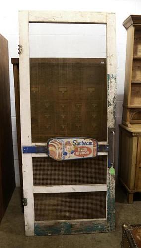 Sunbeam Screen Door ($336.00)