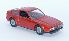 Alfa Romeo junior Zagato (1026) Solido L1220244 (baffalie) Tags: auto voiture ancienne miniature die cast toys jeux jouet vintage classic italian sport car coche