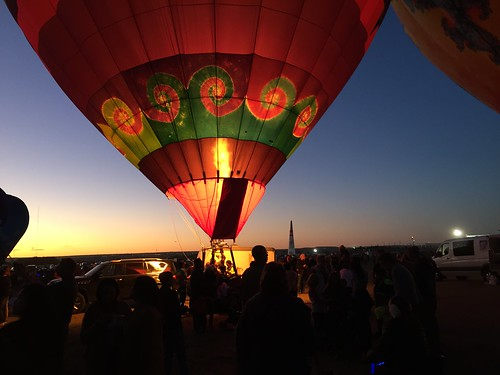 Albuquerque Balloon Fiesta, October 2019