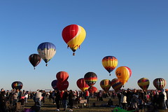 Photo representing Albuquerque Balloon Fiesta, October 2019