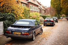 45-GV-KV (timvanessen) Tags: 45gvkv saab 900 cabrio cabriolet covertible
