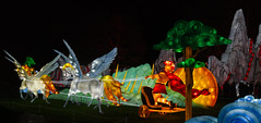 Apollo and The Sun Chariot (Frostie2006) Tags: longleat festival light festivaloflight wiltshire bath nikon d500 nikond500 peter frost peterfrost christmas