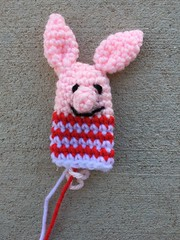 IMG_2764 (crochetbug13) Tags: crochet crocheted crocheting crochetpig amigurumipig diy makers freepattern